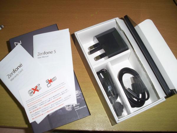 Zenfone 5 Unboxed