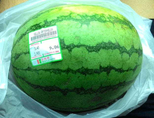 Watermelon is a source of wealth