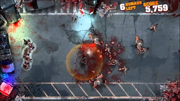 Code VS Zombies