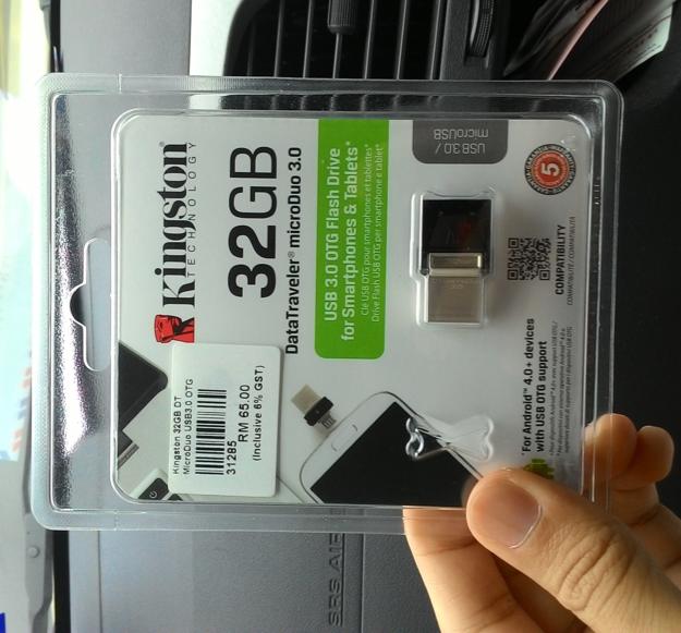 USB Drive 32 GB