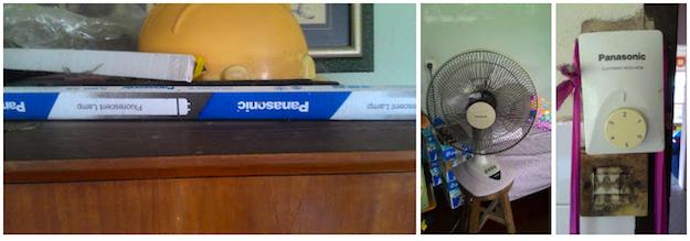 Panasonic at home