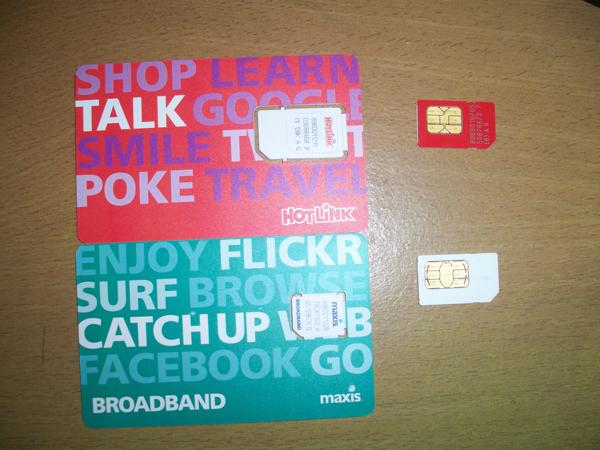 Micro SIM Cards vs Mini SIM Cards