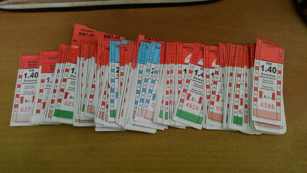 Rapid Penang Bus Tickets