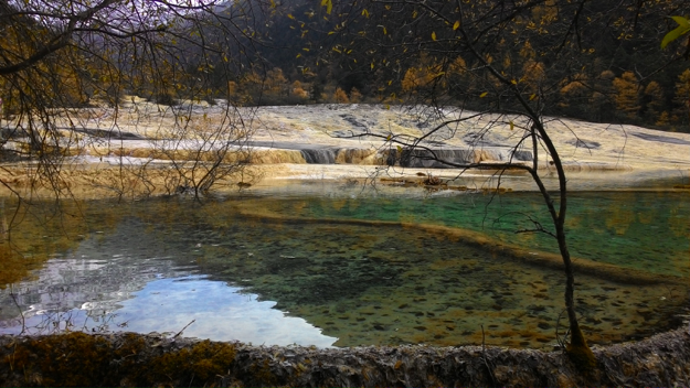 Another natural beauty in HuangLong