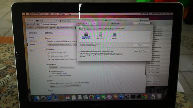 Macintosh HD is alive