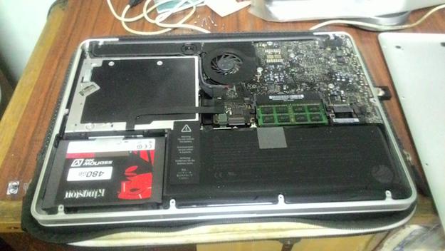 Hard Disk (After)